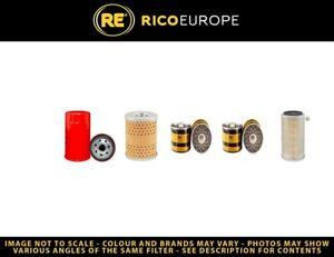 Kit-de-Filtro-Para-CAT-V-40-B-W-Perkins-Motor-SN52-57W1-Aire-Aceite-Gasolina