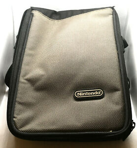 Official Nintendo DS Carry Case Bag by RDS Industries - Fits System and Games
