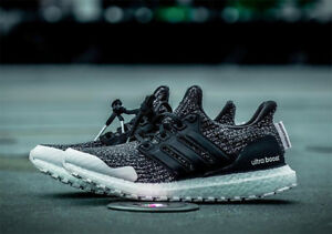 Adidas Ultra Boost 4 Iridescent jogging shoes Shopee