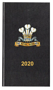 The-Royal-Hussars-2020-Diary-pocket
