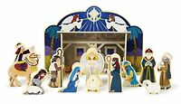 Melissa And Doug Nativity Set , New, Free Shipping