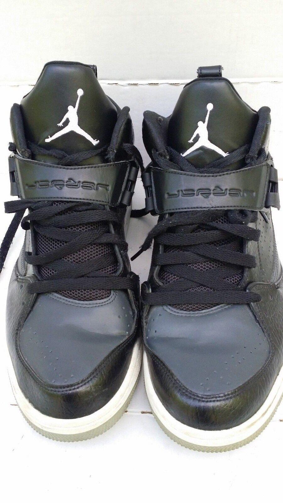 jordan volo scarpe da basket 644846-005 grigio grigio 644846-005 nero taglia 12 9545f5