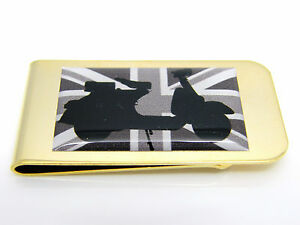 Navy Ensign Flag Silver Coloured Metal Letter Opener