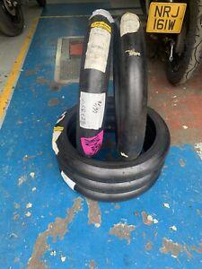 Dunlop 95/70/17 Kr149 Std C Moto 3 125 Gp Front Tyre Slick Gsxr Cbr Yzf Ktm 50
