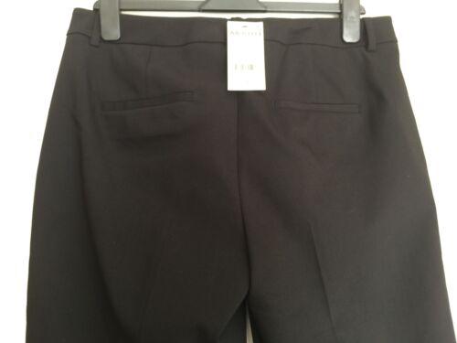 NEXT Black Wide Leg Trousers 6//8//10//12//16//18 RRP £42