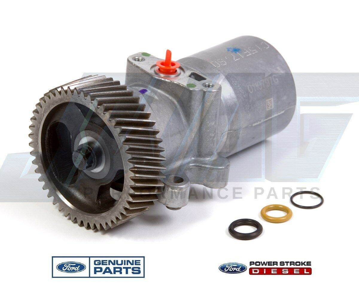 6 0l powerstroke diesel genuine ford oem high pressure oil pump hpop f250 f350