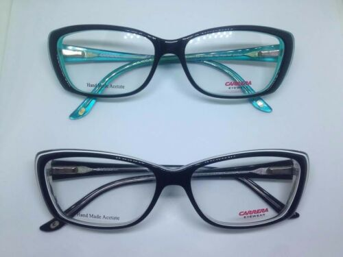 CARRERA eyewear CA6176 occhiali da vista donna woman glasses black green white
