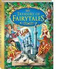 My Treasury of Fairytales by Hinkler Books (Hardback, 2008)