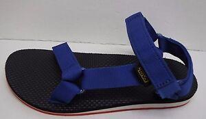 Teva Größe 9 Blau New Sandales New Blau Damenschuhe Schuhes     457fbe