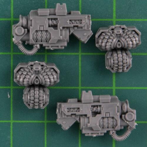 Space Marines Centurion Belagerungsbohrer Paire B Warhammer 40k Bitz 9648