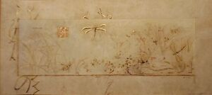 art-print-ASIAN-DRAGONFLIES-Cheri-Blum-dragonfly-gold-stamped