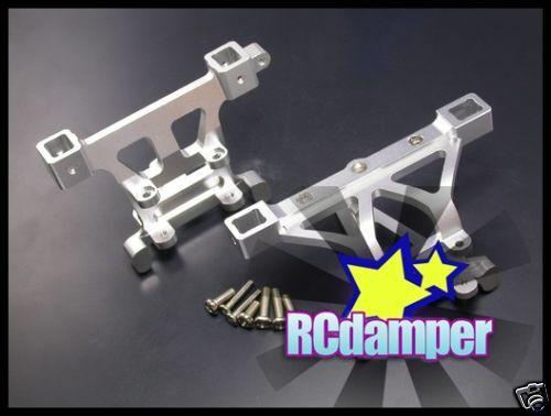 Frontal de aluminio + Montaje Trasero Cuerpo Post s TRAXXAS 1 10 SUMMIT SLAYER PRO ALEACIÓN 4X4