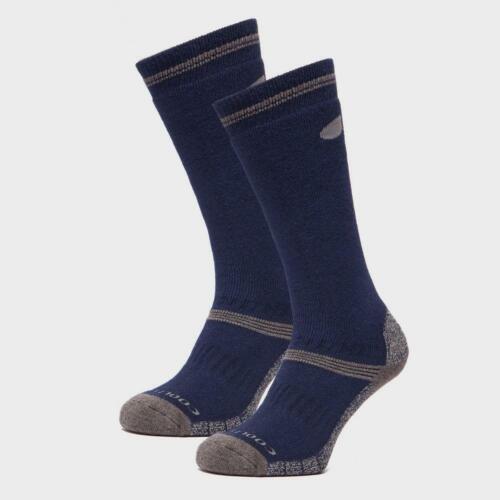 2 pack New Peter Storm Men's Midweight Knee Length Hiking Socks