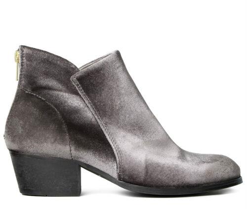 £125 Grey Size Boots Apisi 37 36 Hudson Velvet n7f08xPxq