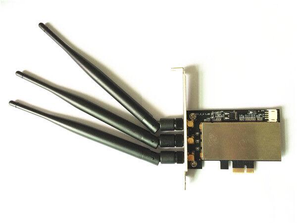 450MB Extreme Atheros AR5BXB112 Wireless WIFI Card PCI-E X1 For Mac Pro 1.1-5.1