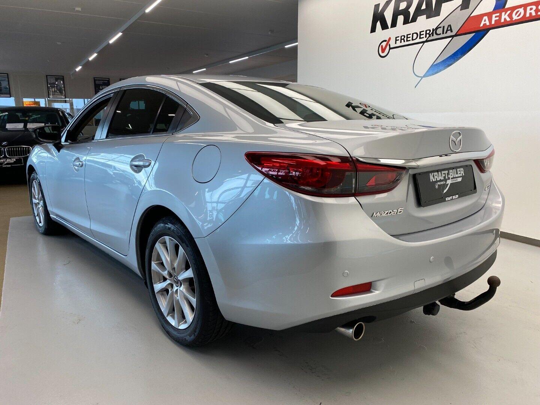 Billede af Mazda 6 2,0 SkyActiv-G 165 Vision
