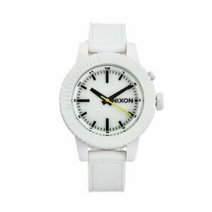 Nixon-Women-039-s-A287100-Gogo-White-Dial-Watch