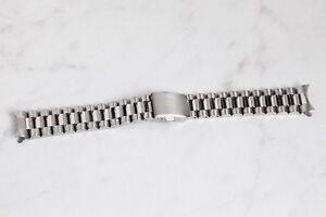 18mm-President-Style-Watch-Bracelet-Watch-Band-Fits-Rolex-Omega-Seiko-Tissot-Ect