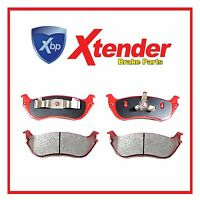Md690 Rear Brake Pad Semi-metallic Ford Crown Victoria Police Interceptor Sedan