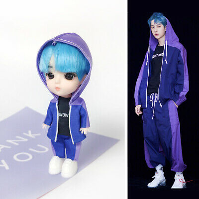 The Untamed 王一博 Wang Yibo Xiao Zhan 肖战 12 cm doll toy Limited Edition traçable