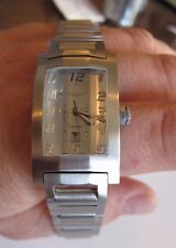 Dunhill Facet Men's Watch Automatic Mechanical Swiss Stainless Faceted Crystal
