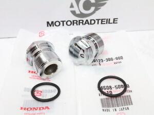 Honda-CB-450-K3-K4-Cr-MT-250-M-Boulon-Joint-Torique-Kit-Fourche-avant