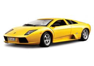 Bburago Lamborghini Murcielago Diecast Model Scale 1 18 12022 For