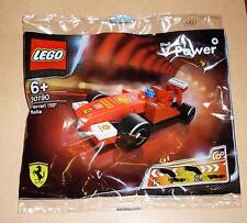 Lego Racer 30190 Ferrari 150° Italia Shell V-Power Rennwagen Formel 1 Neu OVP