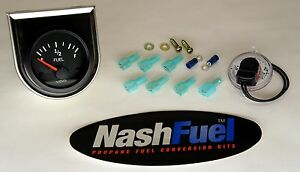 MANCHESTER-PROPANE-TANK-REMOTE-FUEL-LEVEL-GAUGE-SIGHT-DIAL-ELECTRIC-SCREW-IN