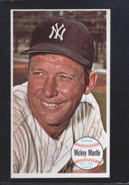 1964 Topps Mickey Mantle 25 Baseball Card For Sale Online Ebay