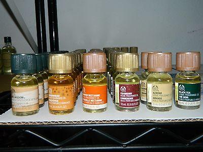 The Body Shop Home Fragrance Oil, U Choose ( 0.3 oz / 10 ml each )  New