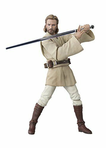 New S.H.Figuarts Star Wars Obi-Wan Kenobi About 150mm Painted Action Figure