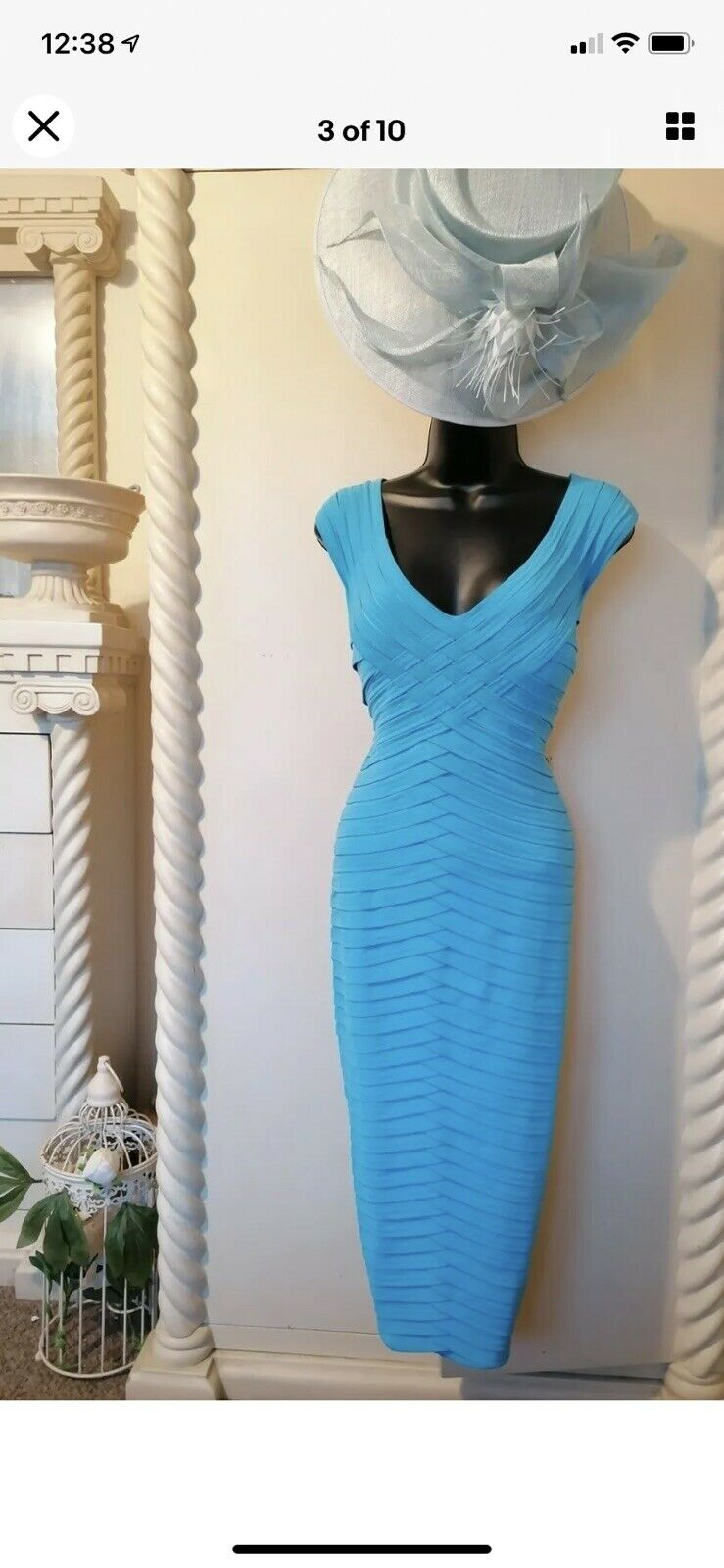 veni infantino mother of the bride Outfit Sise16