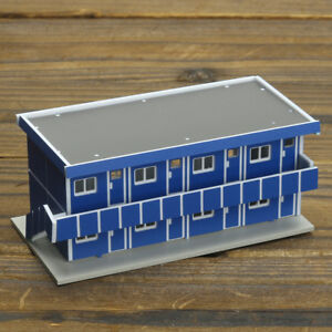 1-150-Scale-Outland-Building-Model-N-Gauge-Scene-Modern-House-Workman