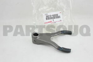 TRANSFER GEAR SHIFT NO.2 36312-34010 3631234010 Genuine Toyota FORK