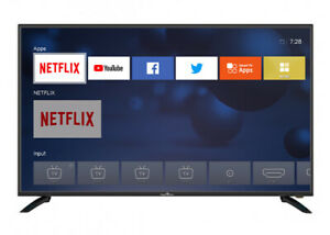 Smart Tech Smart TV 43 Pollici Full HD Televisore LED Wifi SMT43P28FV1LIB1 ITA
