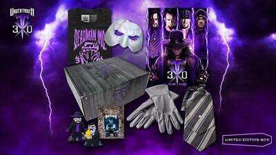 PAUL Bearer Micro Brawler Vinyl WWE The Undertaker 30 Years Collector/'s Box WWF