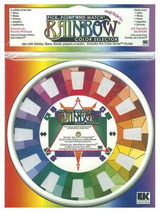 EK-Success-Rainbow-Color-Combination-Selection-Selector-Wheel-Color-Sense-Guide