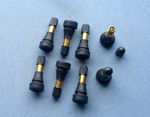 8x válvulas de goma tr413//600hp neumáticos válvulas alta presión para Transporter//Valve