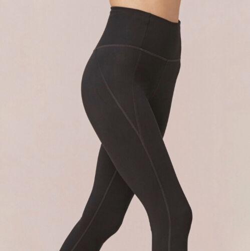 Girlfriend Collective Full Length Black Legging