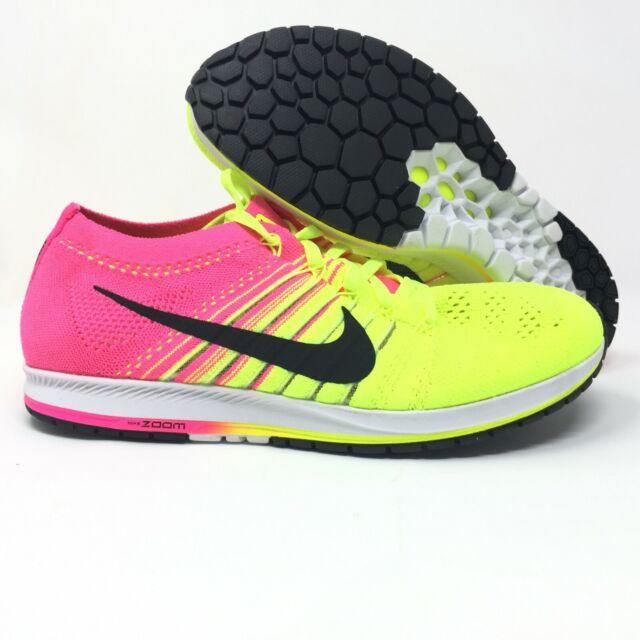 38b91f2b0f0ec Nike Unisex Zoom Streak 6 Run Running Shoes 835994-999 Sz 9.5 M 11 W