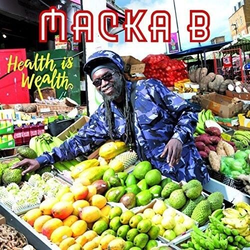 Health Is Wealth - Macka B (CD New)