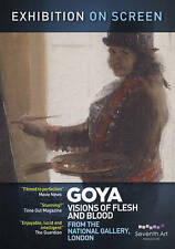 Exhibition on Screen: Goya - Visions of Flesh and Blood, 1 DVD, New DVDs
