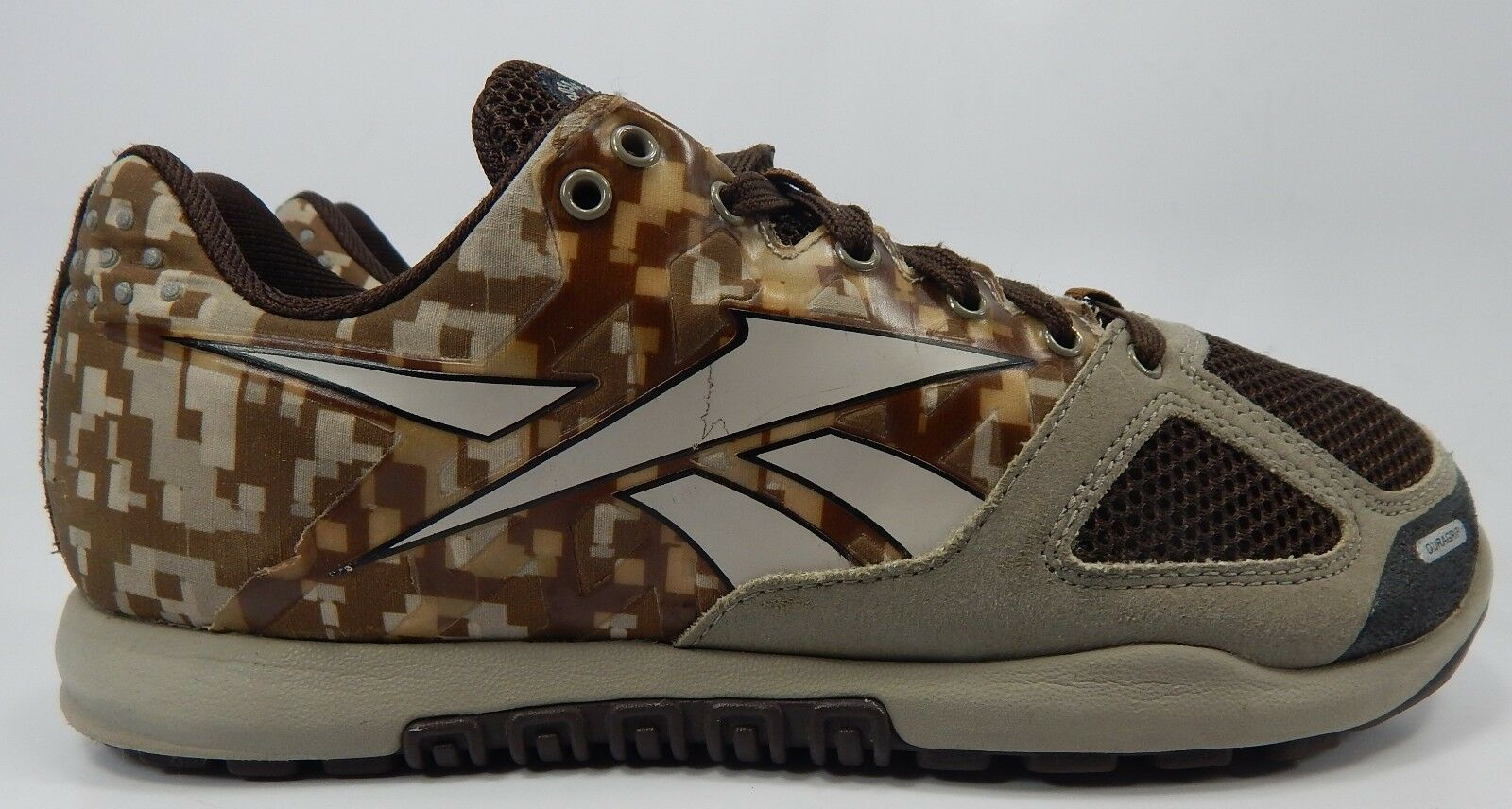 Reebok Crossfit Nano 2.0 Size US 7 M (B) Women's Running shoes Brown