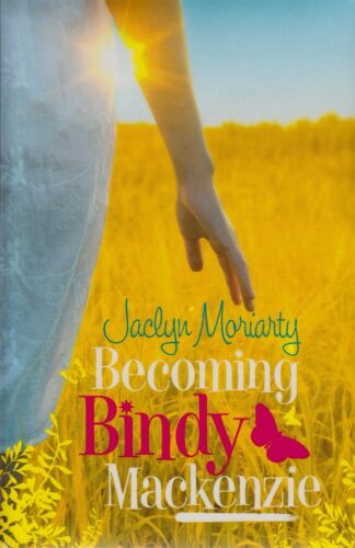 1 of 1 - Becoming Bindy Mackenzie BRAND NEW BOOK by Jaclyn Moriarty (Paperback 2007)