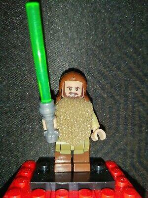 Lego star wars personnage # Qui-Gon Lightsaber-jedimeister de Set 7961 # = TOP!