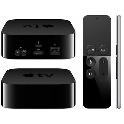 NEW LAUNCH 2015 * Apple TV ^ 64GB ^ 4th Generation* MLNC2LL/A *