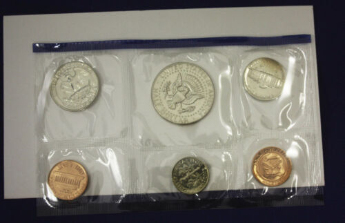 1987 UNCIRCULATED Genuine U.S MINT MINT SETS ISSUED BY U.S