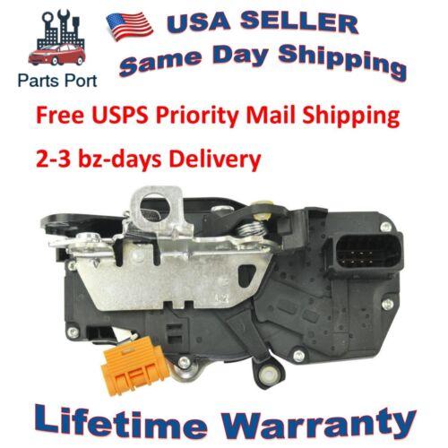 Power Door Lock Actuator Front Left FL Driver Side 06-11 Chevrolet Impala LTZ SS