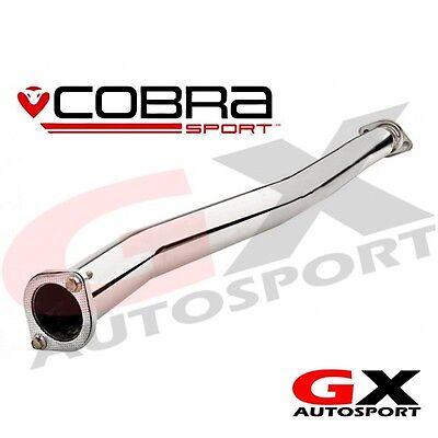 SB21y Cobra Sport Subaru Impreza WRX STI 06-07 Centre Exhaust Non Resonated
